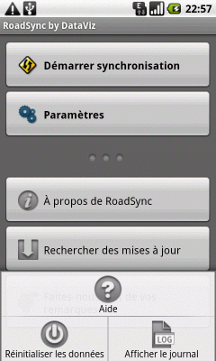 [SOFT] ROADSYNC : Synchronisez votre smartphone avec Microsoft Exchange [Payant] RS